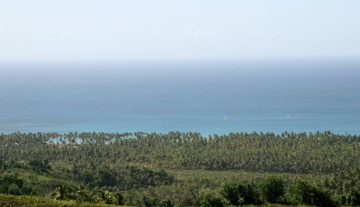 Plots of land with panoramic seaview